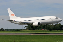Boeing 737-3Q8/QC TNT Airways OO-TNF
