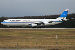 Airbus A340-313 Kuwait Airways 9K-ANA
