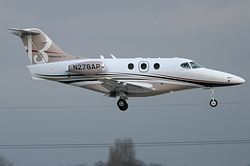 Hawker 390 Premier IA Hansen Group AS. Denmark N278AP