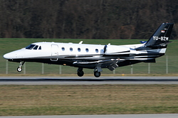 Cessna 560XL Citation XLS YU-BZM