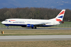 Boeing 737-436 British Airways G-DOCL
