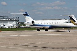 Bombardier BD-700-1A10 Global Express N6VB
