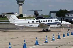 Hawker Beechcraft 350 King Air F-HACJ