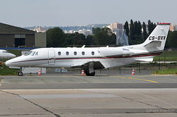 Cessna 560XL Citation XLS NetJets CS-DXV