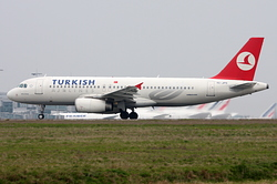 Airbus A320-232 Turkish Airlines TC-JPS