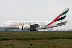 Airbus A380-861 Emirates A6-EDS