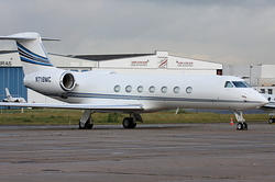 Gulfstream Aerospace G-550 (G-V-SP) Radical Ventures LLC N718MC