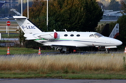 Cessna 510 Citation Mustang London Executive Aviation G-LEAC