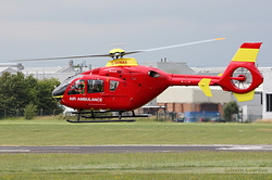 Eurocopter EC-135 T2 Bond Air Services G-WMAS