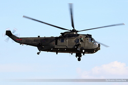 Westland WS-61 Sea King HC4 Royal Navy ZA296 / Q
