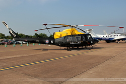 Bell 412EP Griffin HT1 Royal Air Force ZJ708 / K