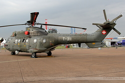Aerospatiale AS332M-1 Super Puma Swiss Air Force T-311