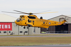 Westland WS-61 Sea King HAR3 Royal Air Force XZ592 / H