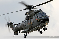 Aerospatiale AS332M-1 Super Puma Swiss Air Force T-314