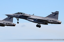 Saab JAS-39C Gripen Sweden Air Force 213