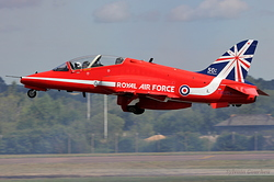 British Aerospace Hawk T1A Royal Air Force XX245