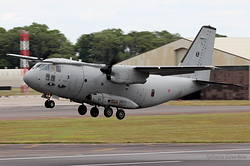Alenia C-27J Spartan Itay Air Force MM62217 / 46-81