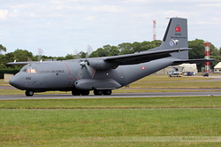 Transall C-160D Turkey Air Force 69-032