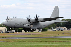 Lockheed Martin C-130J Hercules Italy Air Force MM62185 / 46-50