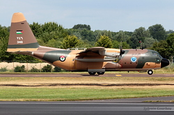 Lockheed C-130H Hercules Royal Jordanian Air Force 346