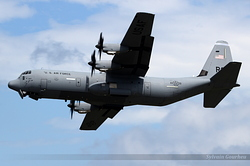 Lockheed C-130J-30 Hercules US Air Force 07-8614