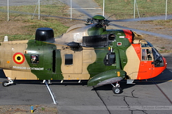 Westland Sea King Mk48 Belgium Air Force RS02