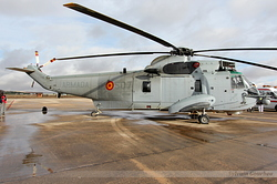 Sikorsky SH-3H Sea King Spain Navy HS.9-7 / 01-507