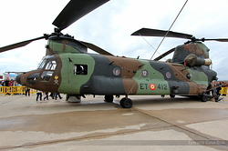 Boeing CH-47D Chinook Spain Army HT.17-12 / ET-412