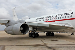 Boeing 707-368C Spain Air Force T.17-3 / 47-03