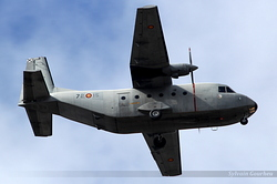 CASA C-212-100 Aviocar Spain Air Force T.12B-69 / 72-15