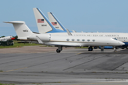 Gulfstream Aerospace C-37A US Navy 1863