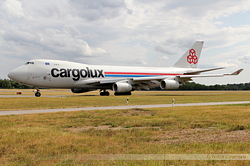 Boeing 747-4R7F Cargolux Airlines International LX-SCV