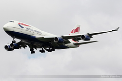 Boeing 747-436 British Airways G-BNLL