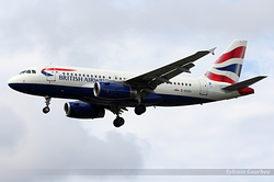 Airbus A319-131 British Airways G-EUOI