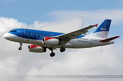 Airbus A319-131 bmi - British Midland Airways G-DBCK