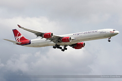 Airbus A340-642 Virgin Atlantic Airways G-VATL
