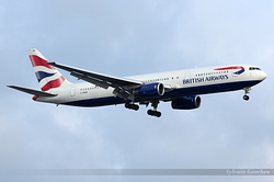 Boeing 767-336/ER British Airways G-BNWN