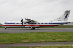ATR 72-212A Nordic Aviation N536AT