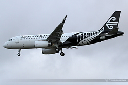 Airbus A320-232 Air New Zealand ZK-OXH / F-WWIQ