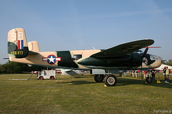 North American B-25 Mitchell F-AZZU
