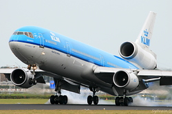 McDonnell Douglas MD-11 KLM Royal Dutch Airlines PH-KCK