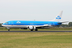Boeing 737-406 KLM Royal Dutch Airlines PH-BTG