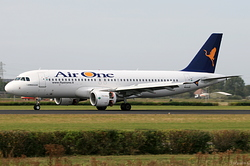 Airbus A320-216 Air One EI-DSL