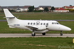 British Aerospace Jetstream 32EP Coast Air LN-FAN