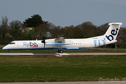 De Havilland Canada DHC-8-402Q Dash 8 Flybe G-ECOA