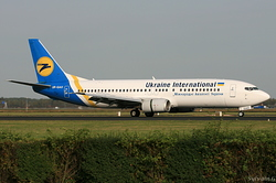 Boeing 737-4Z9 Ukraine International Airlines UR-GAO