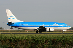 Boeing 737-306 KLM Royal Dutch Airlines PH-BTH