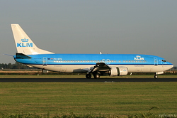 Boeing 737-4Y0 KLM Royal Dutch Airlines PH-BPB