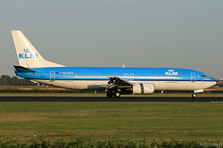 Boeing 737-406 KLM Royal Dutch Airlines PH-BTA