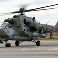 Mil Mi-35V Czech Republic Air Force 7355